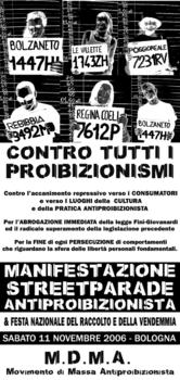 Volantino 11/11/2006 retro