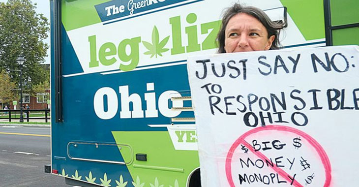 OHIO ISSUE 3 REFERENDUM
