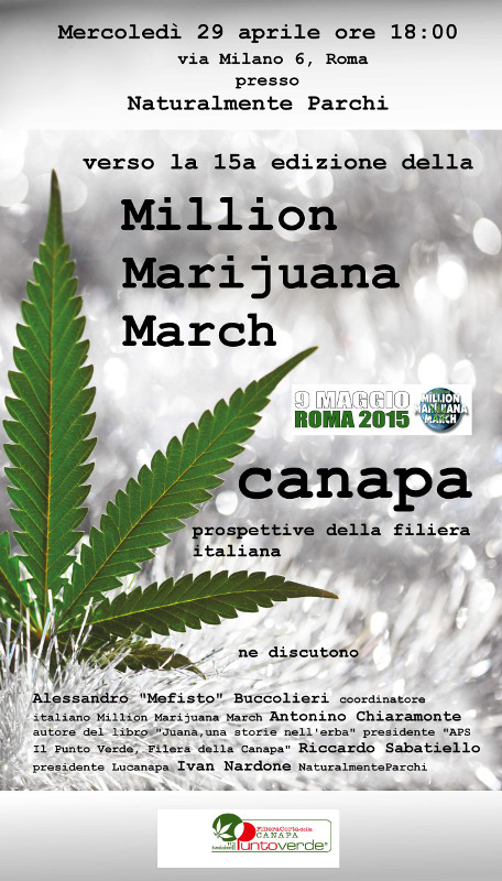 locandina million marijuana march ridotta 2