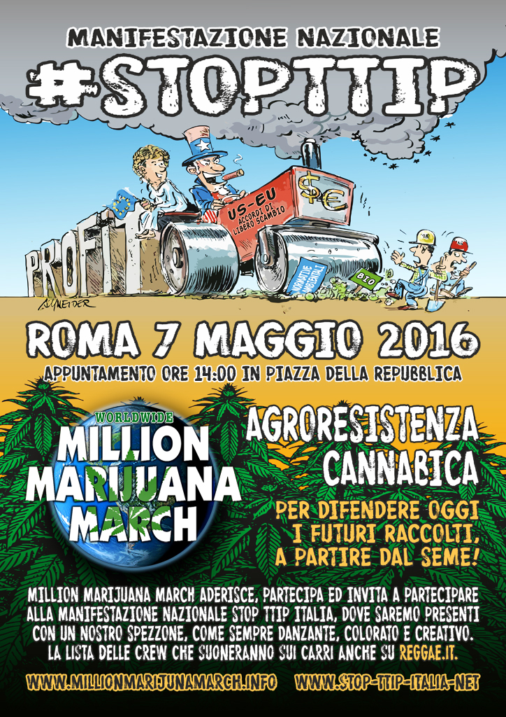 Roma-7-maggio-2016-million-marijuana-march-italia-stop-ttip